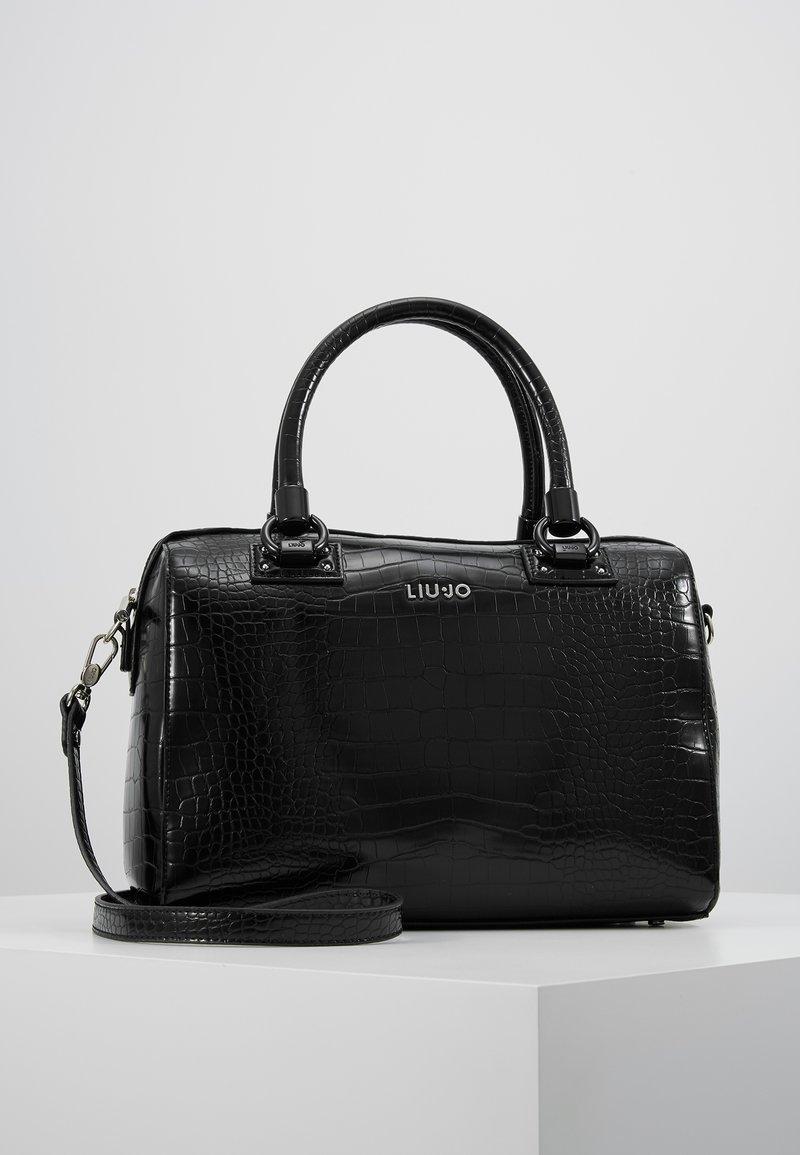 LIU JO - SATCHEL - Across body bag - black
