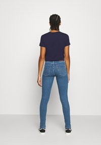 Levi's® - MILE HIGH SUPER - Vaqueros pitillo - galaxy stoned - 2