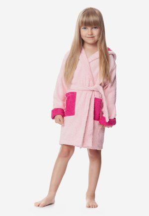 Dressing gown - rose/fuchsia