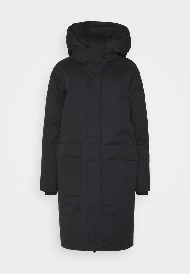 ALILLA - Winter coat - black