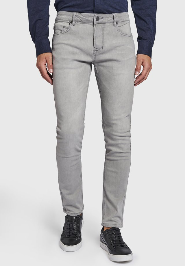 NEAL - Slim fit jeans - grey