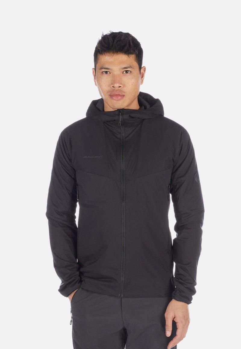 Mammut - RIME LIGHT IN FLEX - Waterproof jacket - black