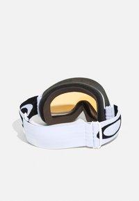 Oakley - FRAME PRO  - Occhiali da sci - persimmon/dark grey - 1