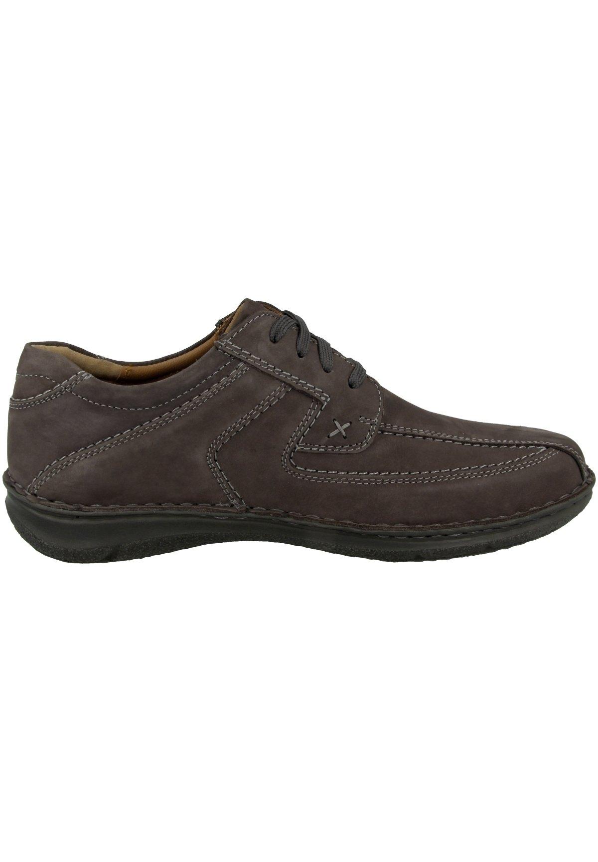 Homme Chaussures à lacets - asphalt