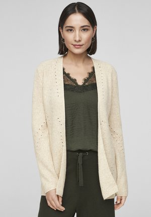 JAS - Cardigan - light sand knit