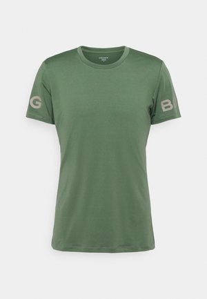 Sports shirt - duck green