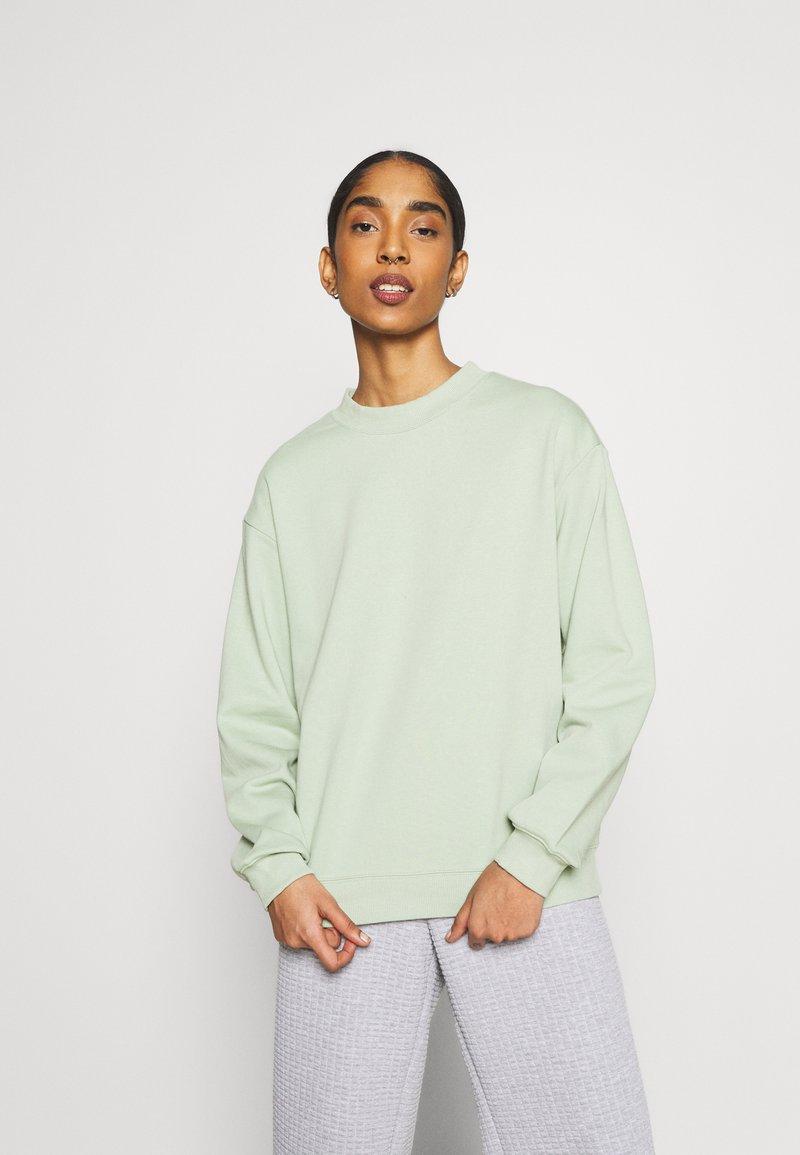 Monki - Sweatshirts - light green