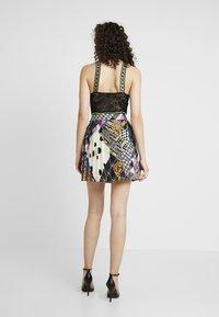 River Island - Mini skirt - multicoloured - 2