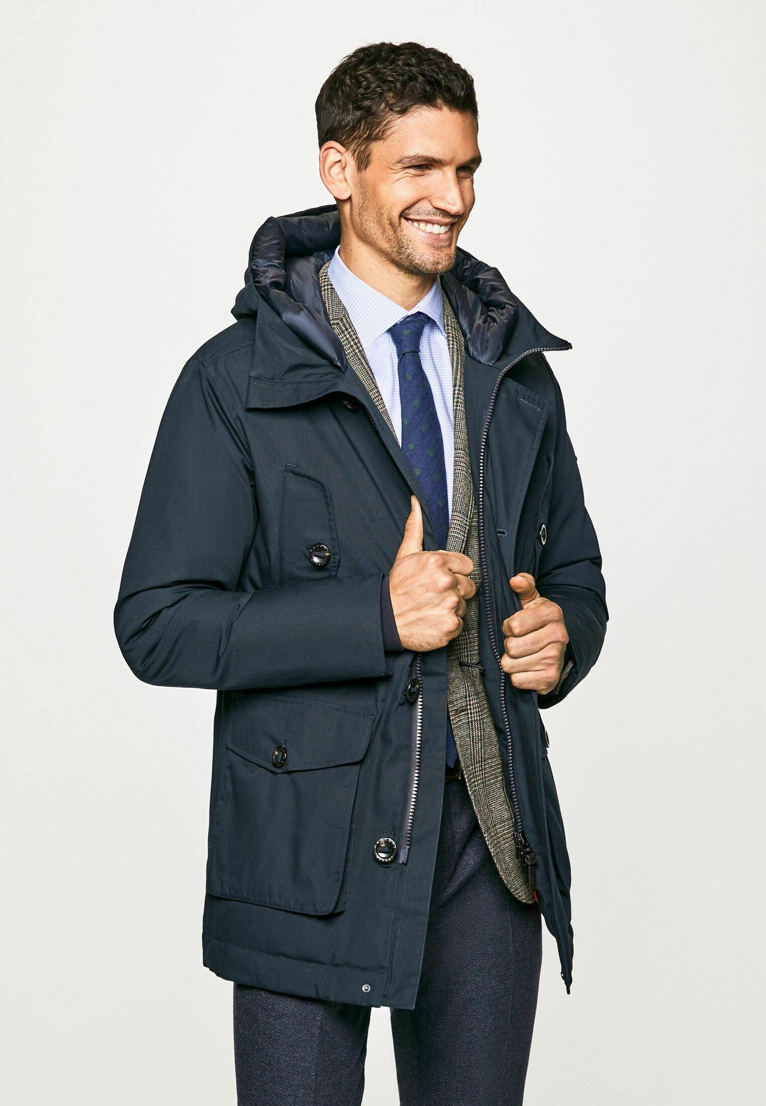 Homme TECH - Veste d'hiver