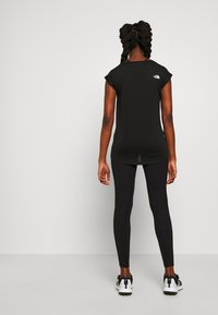 The North Face - WOMEN'S HYBRID HIKE TIGHT - Tights - black - 2