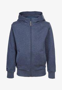 Elkline - Zip-up sweatshirt - bluemelange - 0
