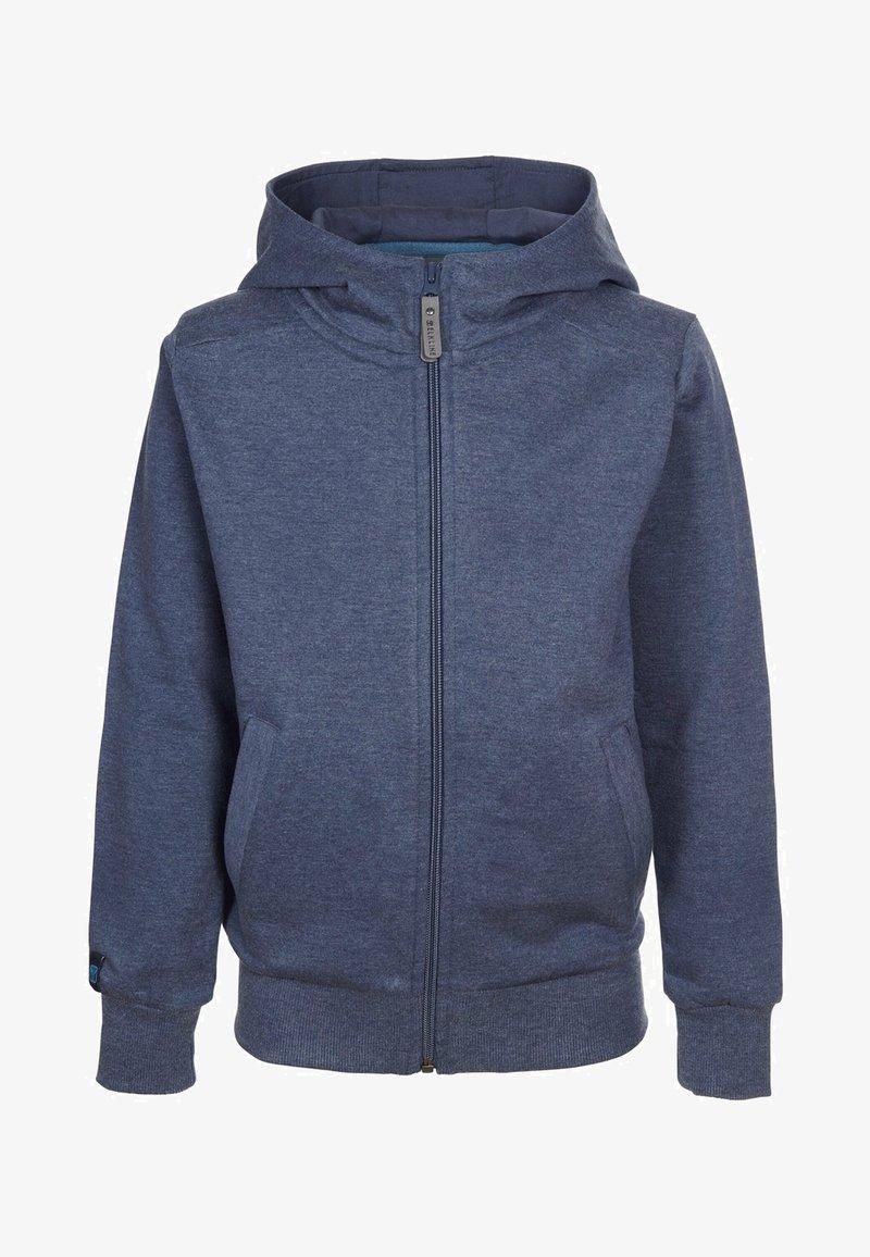 Elkline - Zip-up sweatshirt - bluemelange