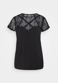 Guess - A$AP ROCKY LOUISE - T-shirts med print - jet black - 3