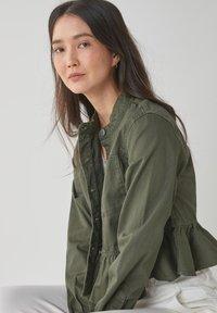 Next - Summer jacket - khaki - 4