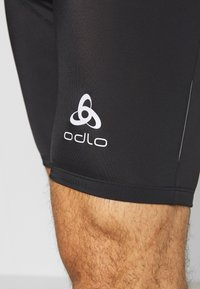 ODLO - SHORT ELEMENT - Leggings - black - 4