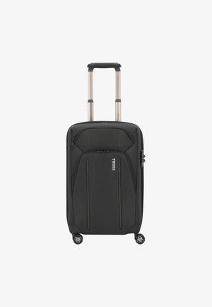 CROSSOVER  - Wheeled suitcase - black