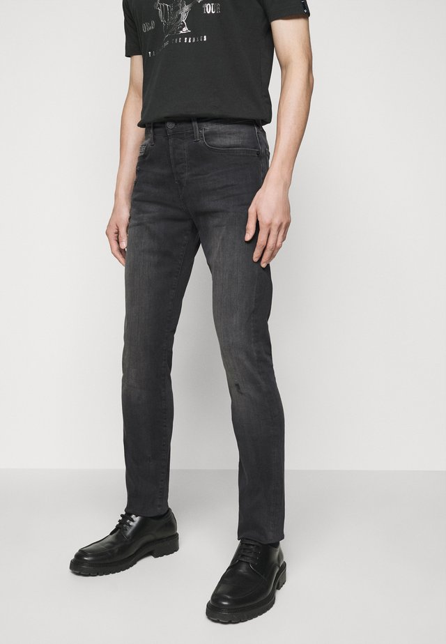 ROCCO - Slim fit jeans - black