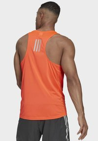 adidas Performance - OWN THE RUN SINGLET - Sports shirt - red - 2
