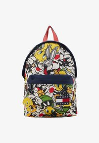 Tommy Hilfiger - LOONEY TUNES BACKPACK - Rugzak - blue - 1