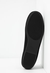 Bianco - BIADELFINE  - Ballet pumps - black - 6