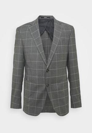 HUSTLE - Chaqueta de traje - grey