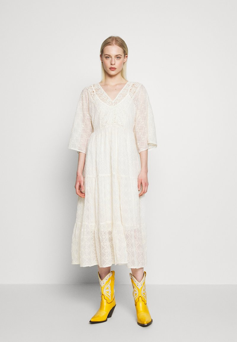 River Island - Day dress - cream