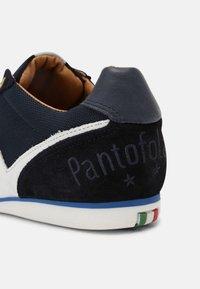 Pantofola d'Oro - VASTO UOMO - Sneakers laag - dress blues - 6