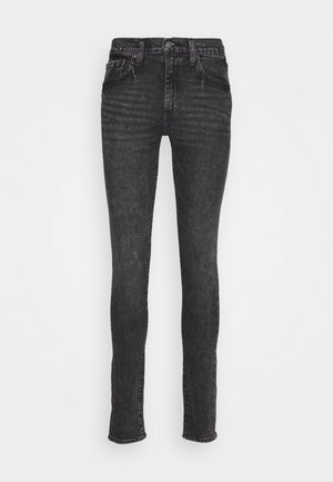 SKINNY TAPER - Jeansy Skinny Fit - black denim