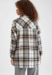 DeFacto - Summer jacket - sand - 2