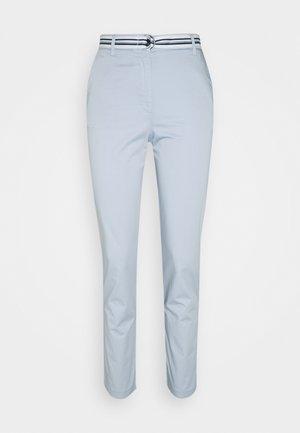 MODERN SLIM PANT - Kalhoty - blue