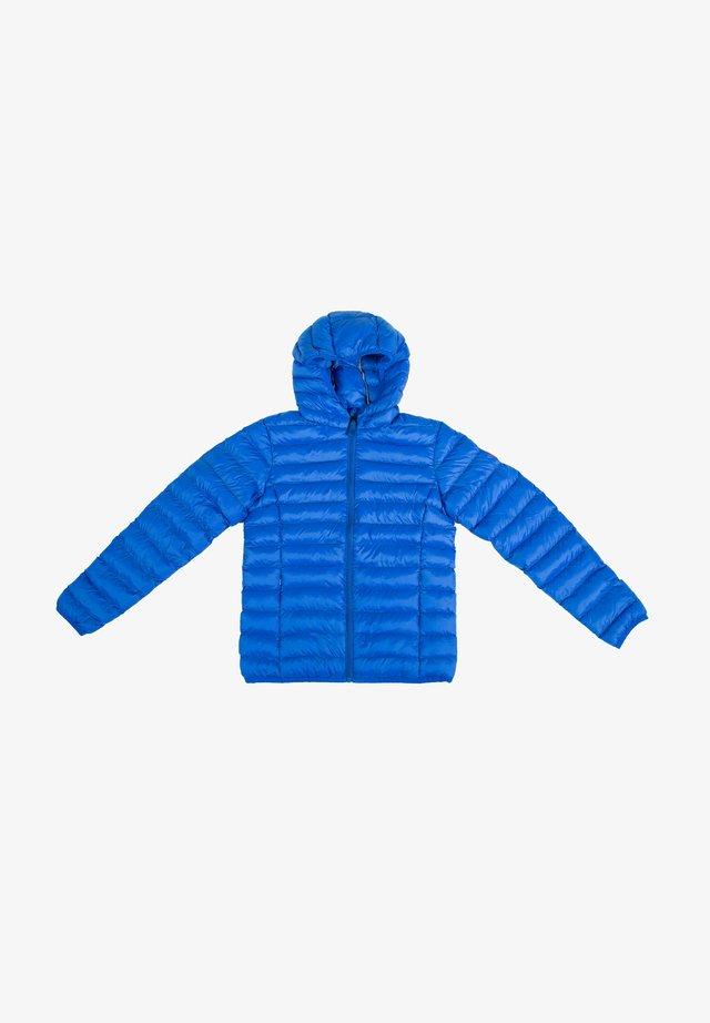 Winterjas - royal blue