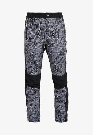 ETNA - Spodnie materiałowe - black