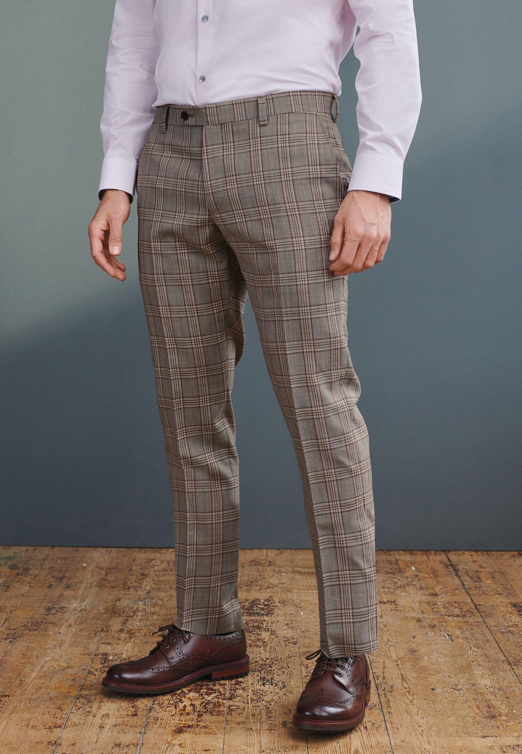 Homme Pantalon de costume