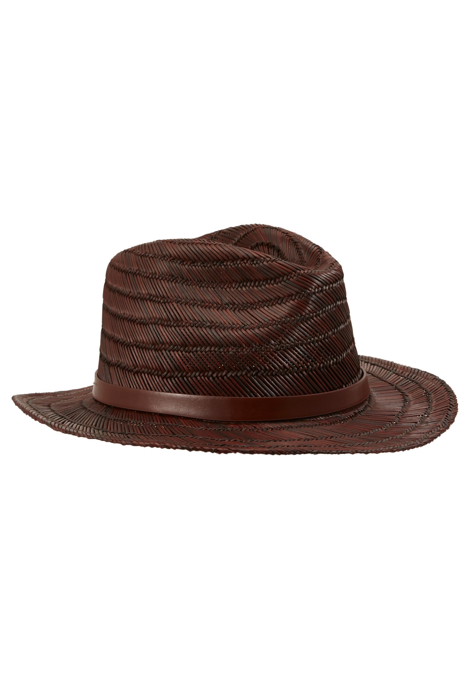 Brixton Messer Fedora - Hut Brown/braun