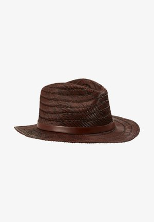MESSER FEDORA - Klobouk - brown