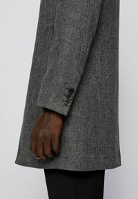 BOSS - SHANTY - Classic coat - black - 4