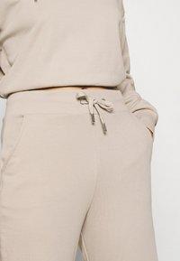 NU-IN - FIT - Teplákové kalhoty - beige - 4