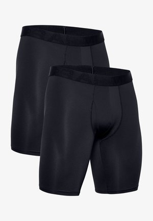 2 PACK - Sports shorts - black