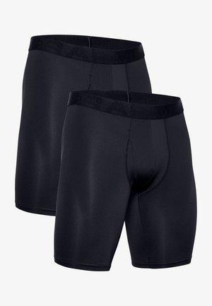2 PACK - Korte broeken - black