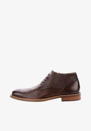 DATTI - Šněrovací boty - braun