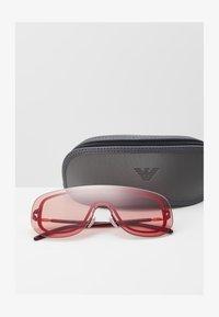 Emporio Armani - Sunglasses - red - 1