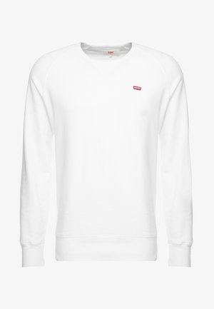 ORIGINAL ICON CREW - Sweatshirts - white
