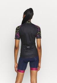 Giro - CHRONO SPORT - Maillot de cycliste - black craze - 2