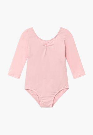 BALLET LEOTARD - trikot na gymnastiku - pink