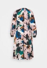Marks & Spencer London - PRINTED MIDI DRES - Korte jurk - multi-coloured - 7