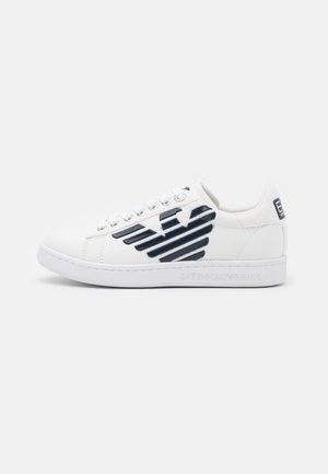 UNISEX - Baskets basses - white/navy
