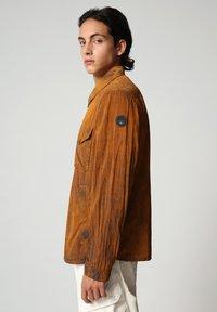Napapijri - A-PEARL - Summer jacket - marmalade orange - 3