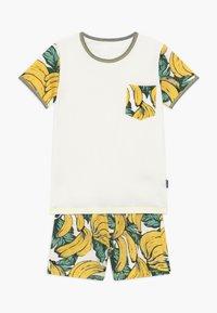 Claesen's - BOYS - Pijama - white, yellow - 0