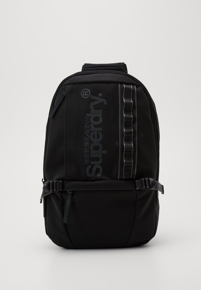 COMBRAY SLIMLINE BACKPACK - Batoh - black