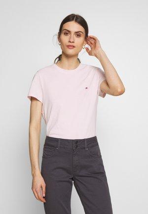 T-shirt basic - pale pink